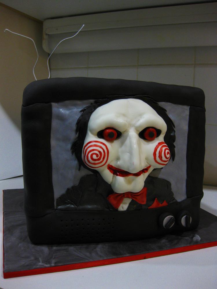 Creepy Cakes Blog Oakleafcakes Com