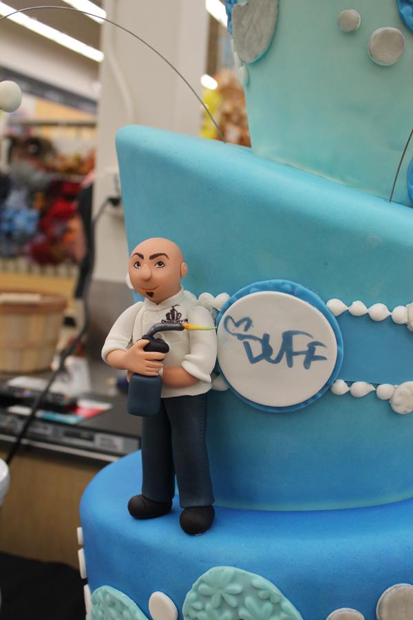 Duff Cake Supplies