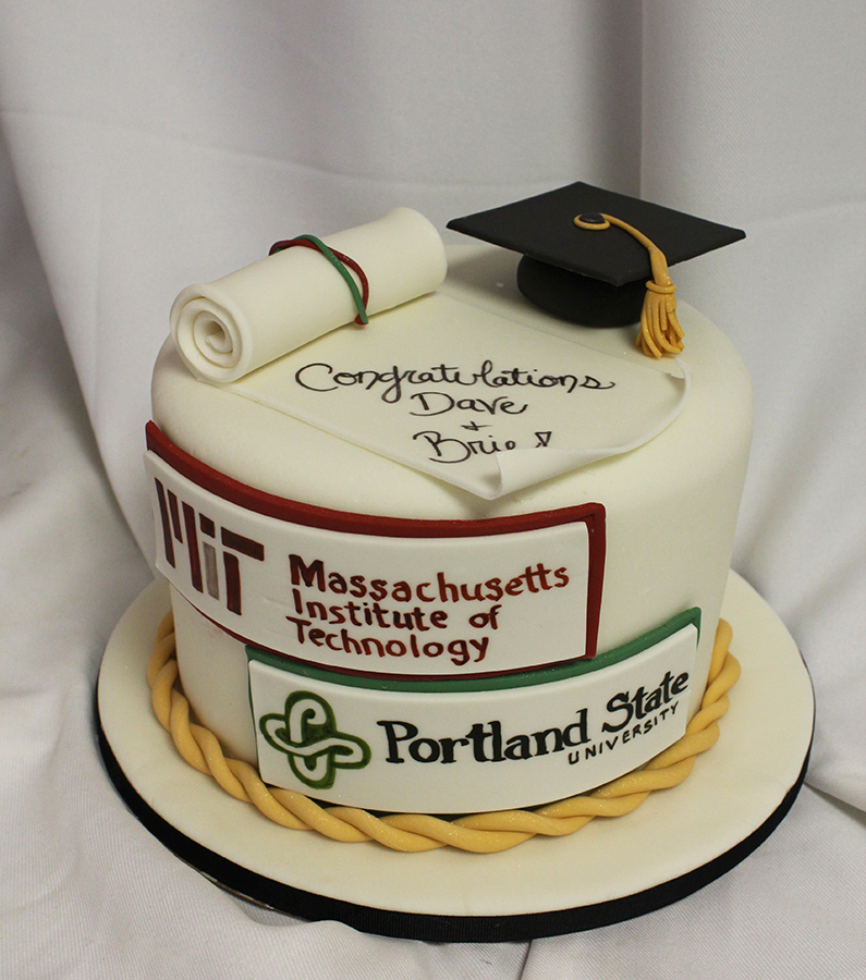 Images Of Graduation Cake : Graduation Cakes Blog.OakleafCakes.com