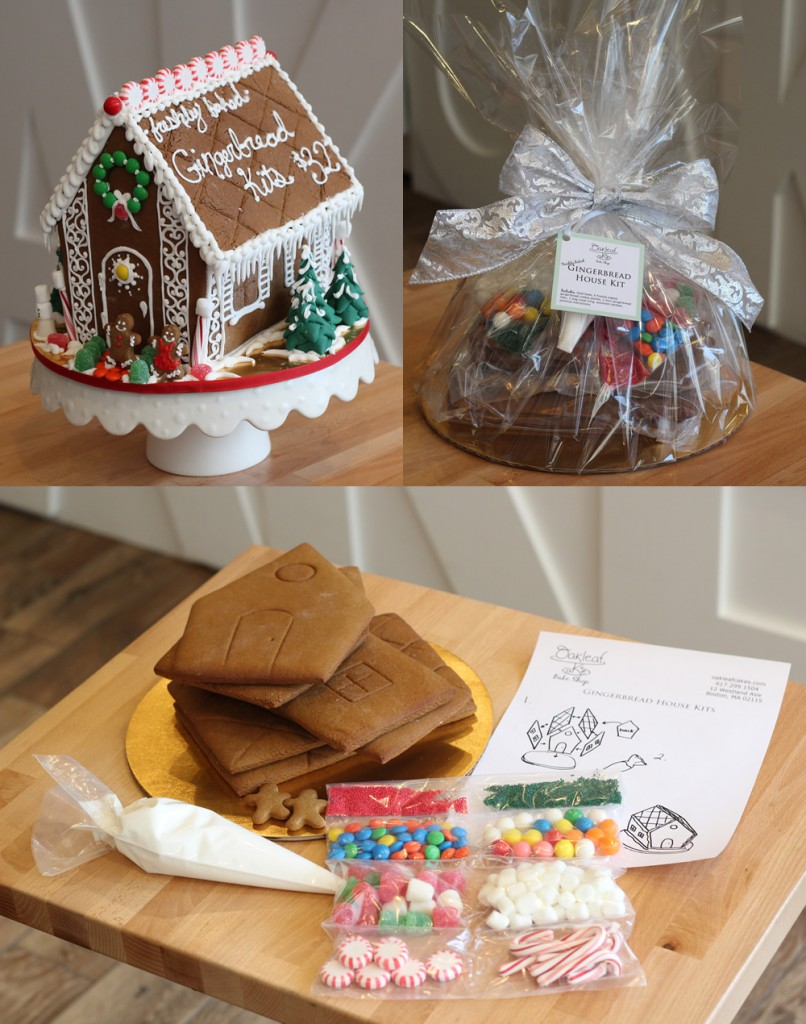 Gingerbread House Set