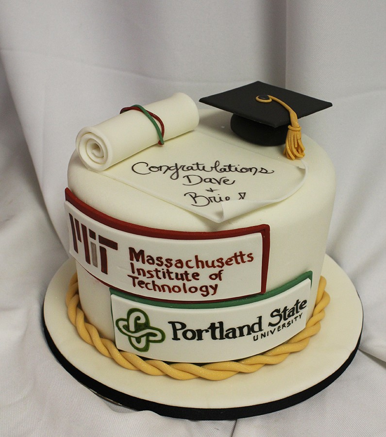 Graduation Cakes Class Of 2015 Blog Oakleafcakes Com