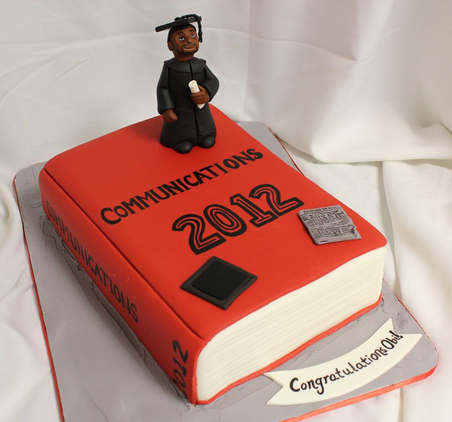 Graduation Book Cake Images : Graduation Cakes   Class of 2015 Blog.OakleafCakes.com