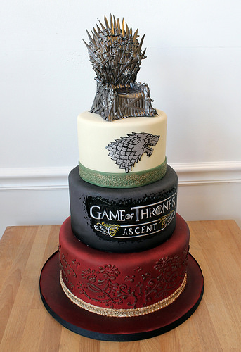 A Game Of Cakes